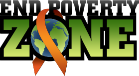 End Poverty Zone Logo